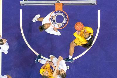 CAL W Basketball @ UW