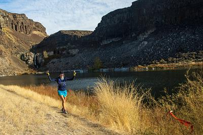 Ancient Lakes Ultra Trail Run 2020