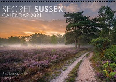Secret Sussex Calendar 2021