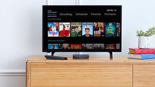 Xfinity X1 Entertainment OS