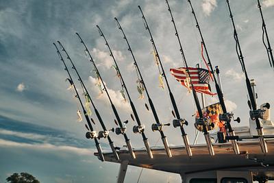 2020 Striper Fishing