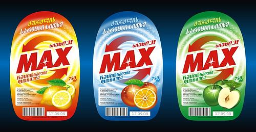 Detergent Labels