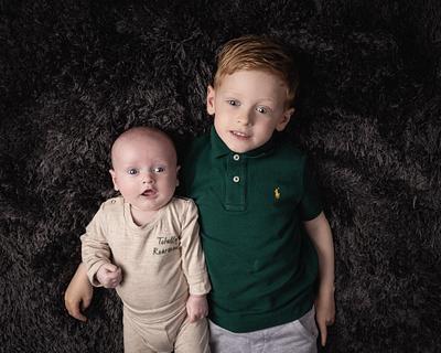 Freddy and Olly