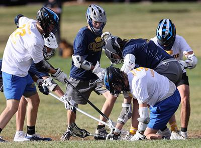 Grandview vs Columbine Lacrosse Fall League