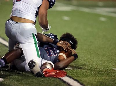 Overland vs Smoky Hill Football