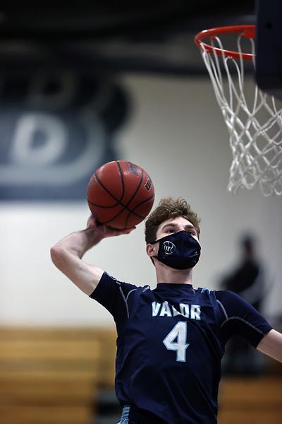 Boys BB valor @ Columbine