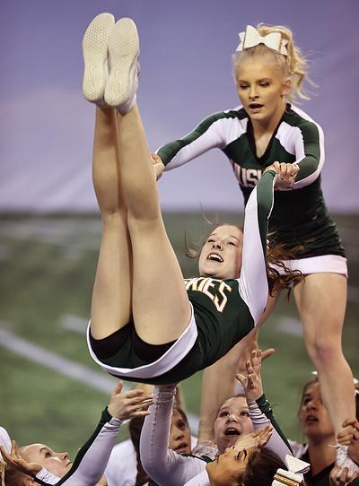 3A CHSAA Spirit Cheer Competition