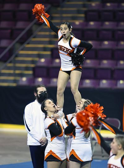 4A CHSAA Spirit Cheer Competition