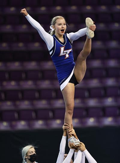 5A CHSAA Spirit Cheer Competition