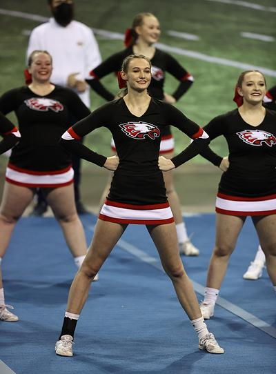 Eaglecrest Cheer - 2021 Spirit Championships