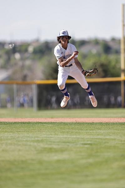 JV Baseball - Mullen @ Grandview