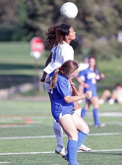 Soccer girls - Grandview @ Cherry Creek (varsity)