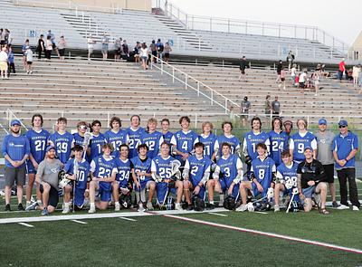 Lacrosse boys - Grandview @ Castle View (varsity)
