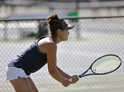 CHSAA 5A Girls Tennis Championships - Day 1