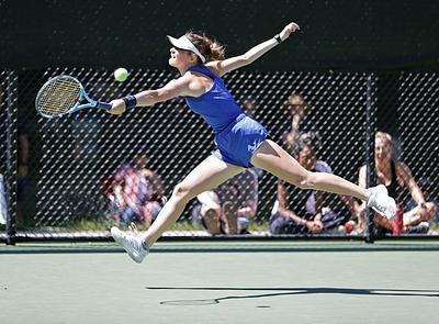 Day 2 5A girls Tennis - CHSAA Championships