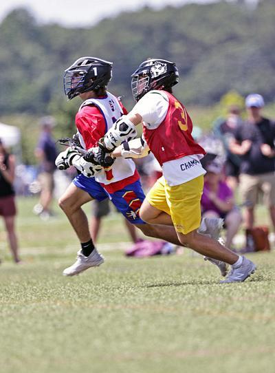 Inside Lacrosse - LI Sting 2022 v Team 91 Colorado 2022
