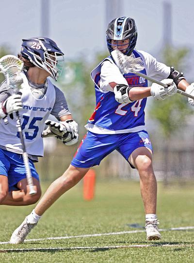 Inside Lacrosse - DE Blue 2023 v Team 91 2023