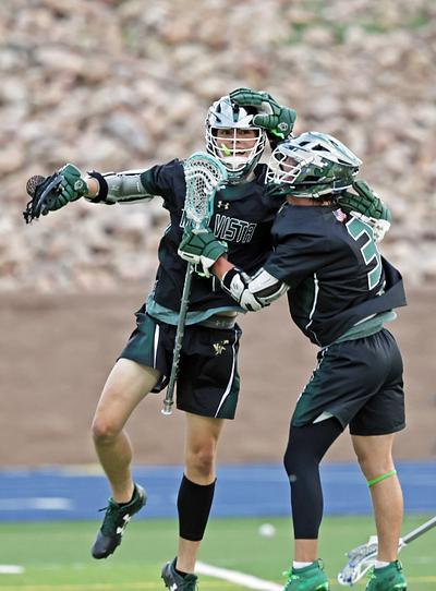 5A CHSAA Boys Lacrosse - Mountain Vista vs Valor (2021)
