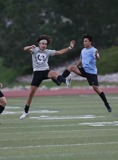 Boys soccer - Castle View @ Grandview (scrimmage)