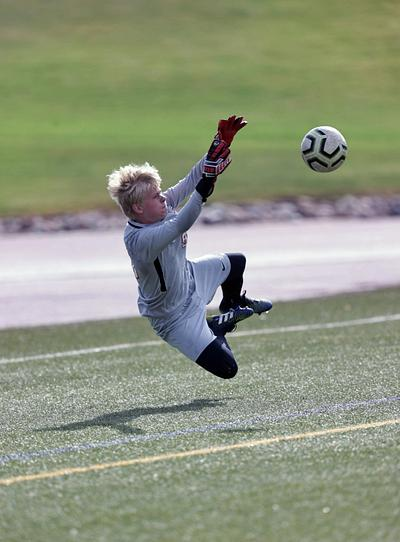 Boys Soccer - Vista PEAK @ Eaglecrest (Varsity)