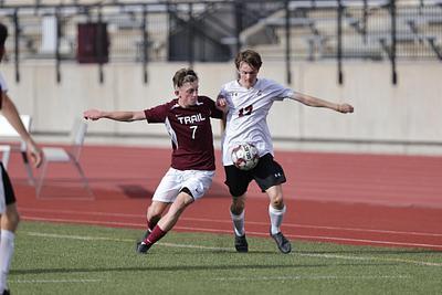 Soccer - Rocky Mountain @ Cherokee Trail (varsity)