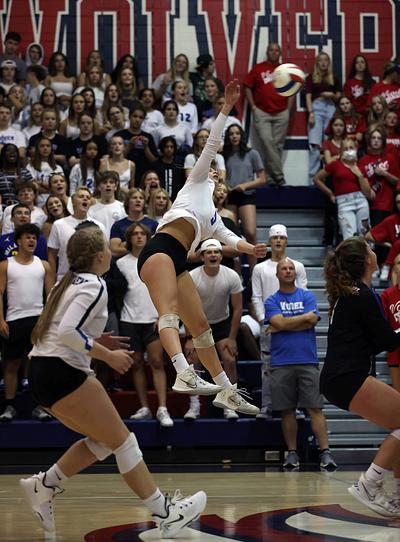 Volleyball - Grandview @ Chaparral (varsity)
