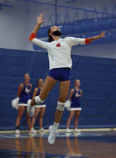 Volleyball - Grandview @ Legend (varsity)