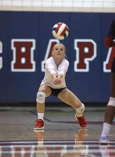 JV Volleyball - Grandview @ Chap