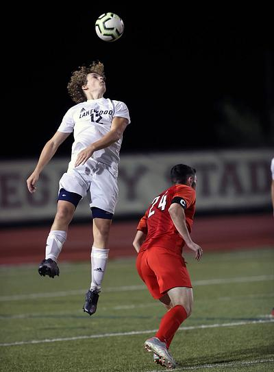 Soccer - Lakewood @ Eaglecrest (varsity)