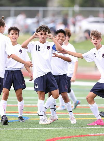 Soccer - Dakota Ridge @ Smoky Hill (varsity)