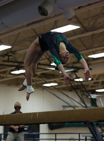 Gymnastics - Overland vs Rock Canyon