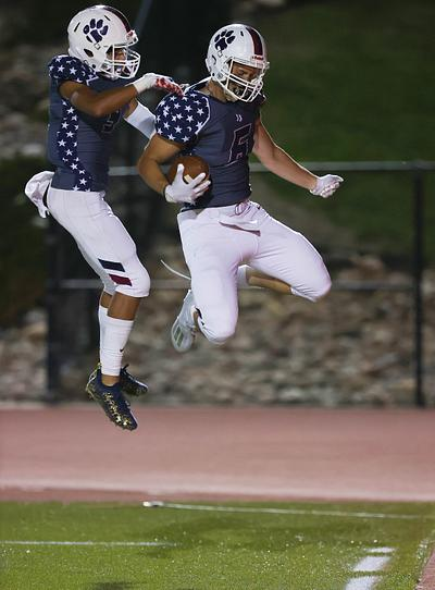 Football - Overland @ Cherokee Trail (varsity)