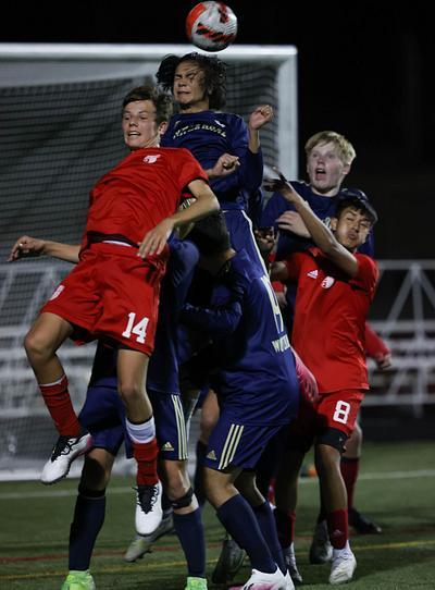 Soccer - Chaparral @ Regis Jesuit (varsity)