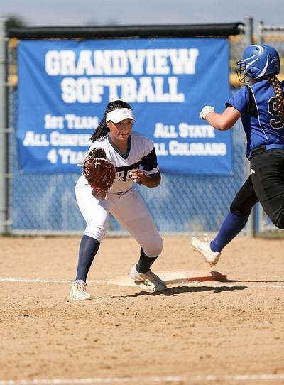 Softball - Cherokee Trail @ Grandview (varsity)