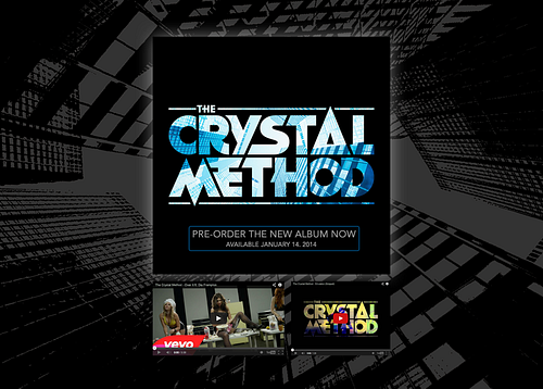 The Crystal Method