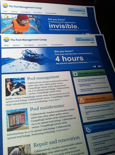 Pool Mgmt. Group