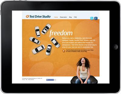Test Drive Studio
