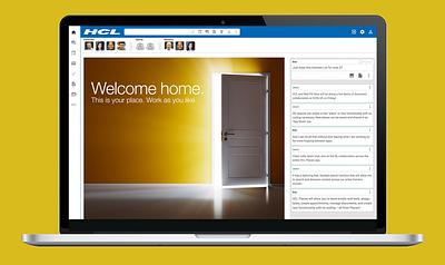HCL Places UX/Ui Design