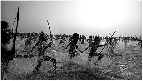 Kumbh - Naga Sadhus