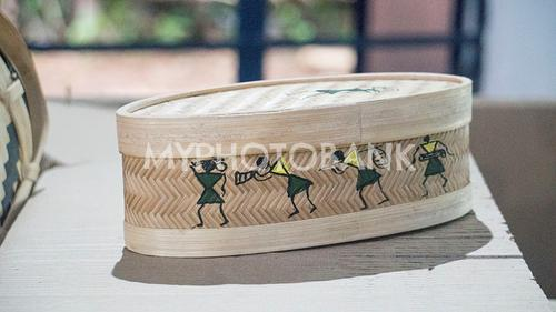 Bamboo Craft, Gift Box