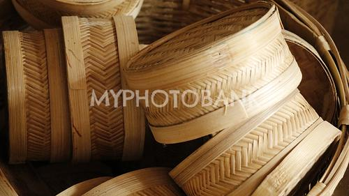 Bamboo Craft, Basket