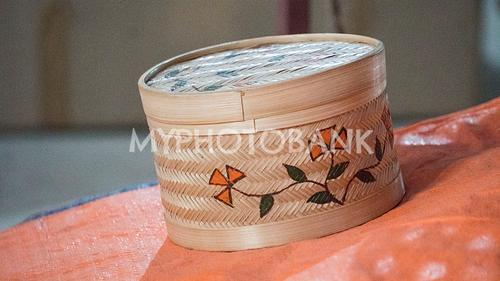Bamboo Craft, Box