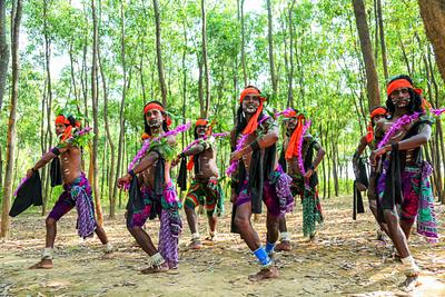 Tribal Dance of Jharkhand, Shikari Dance