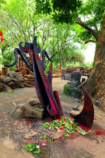 Baba Tanginath Dham, Gumla, Jharkhand