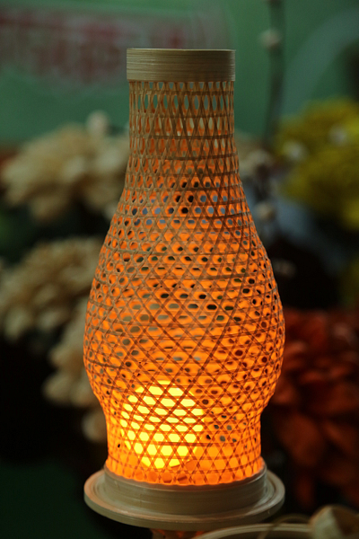 Bamboo Craft, Lamp