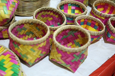 Bamboo Craft, Tokri