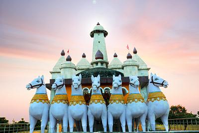 Sun temple Bundu, Ranchi, Jharkhand