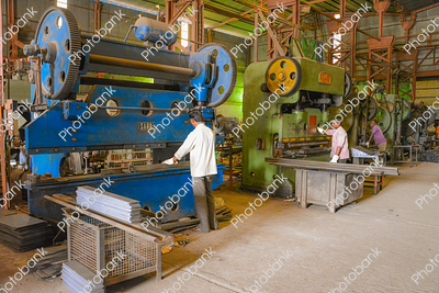 Industrial Press Shop Machine