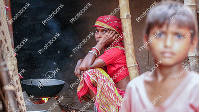 Village Women Cooking