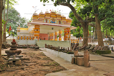 Temple of Baba Tanginath